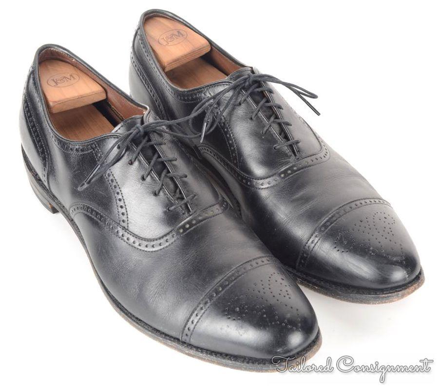 Allen Edmonds Stratton Shoes     Com Black