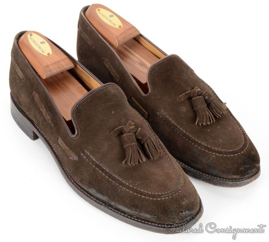 For Sale Mens Brushed Suede Shoes
